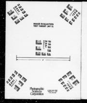 Concours provincial de mérite agricole microforme : première anné e 1890 : rapport des juges du concours