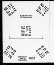Catalogue des membres de la Congrégation N.-D. Haute-Ville microforme
