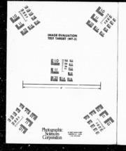Circulaire au clergé microforme : I. Denier de St. Pierre en 1885; II. Honoraires de messes envoyés hors du diocèse ...