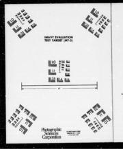 Itinéraire de la visite pastorale de 1894 microforme