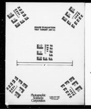 Statuts ou règlements du Conseil municipal du Lac des Deux Montagnes, 1842 microforme
