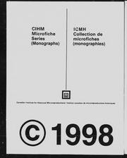 Textes des mémoires microforme : troisième congrès de l-Association des médecins de langue française de l-Amérique de Nord, tenu aux Trois-Rivières, les 26, 27 et 28 juin 1906 sous la présidence du Dr. L.P. Normand, chir