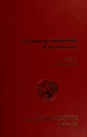 Circulating Counterfeits of the Americas (COAC Proceedings no. 14)