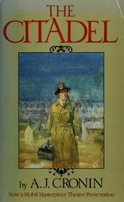 the citadel aj cronin pdf free download