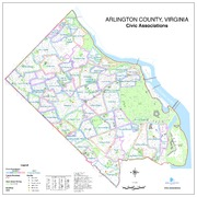 Arlington County, Virginia : civic associations
