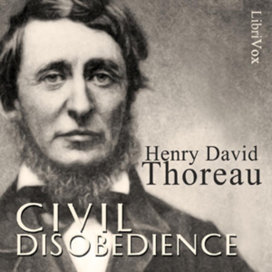 henry david thoreau civil disobedience essay pdf