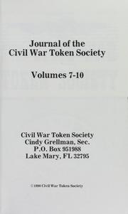 Journal of the Civil War Token Society, vol. 7, no. 1-4 (pg. 87)