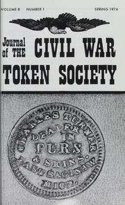 Journal of the Civil War Token Society, vol. 8, no. 1-4 (pg. 26)