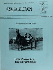 The Clarion, vol. 3, no. 11