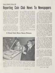 Club Report: Nov. 1963