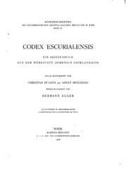 Codex escurialensis, ein skizzenbuch aus der werkstatt Domenico Ghirlandaios