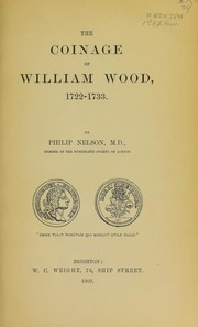 The Coinage of William Wood, 1722-1733