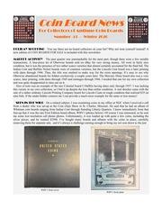 Coin Board News (#53)