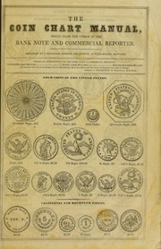 The Coin Chart Manual (1851)