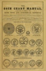 Picture of The Coin Chart Manual [J. Thompson]