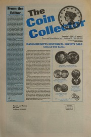 The Coin Collector (#17)