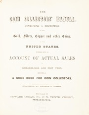 Coin Collectors Manual