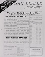 The Coin Dealer Newsletter: 1967