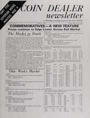 The Coin Dealer Newsletter: 1969