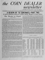The Coin Dealer Newsletter: 1977