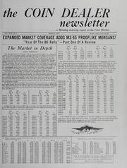 The Coin Dealer Newsletter: 1979