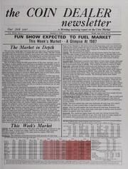 The Coin Dealer Newsletter: 1988