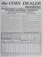 The Coin Dealer Newsletter: 1995