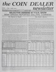 The Coin Dealer Newsletter: 1996