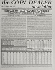 The Coin Dealer Newsletter: 1998