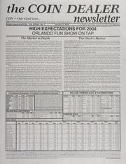 The Coin Dealer Newsletter: 2004