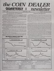 The Coin Dealer Quarterly I Newsletter: 1992