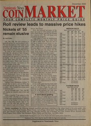 Coin Market December 2000