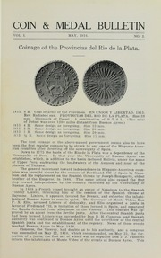 Coin & Medal Bulletin, Vol. 1, No. 2