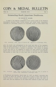 Coin & Medal Bulletin, Vol. 2, No. 3