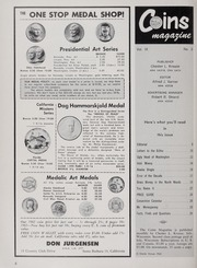 Coins: The Magazine of Coin Collecting - March-April 1962