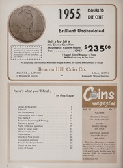 Coins: The Magazine of Coin Collecting - June 1962