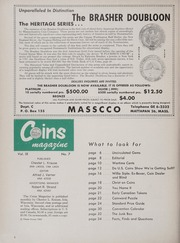 Coins: The Magazine of Coin Collecting - August 1962