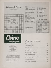 Coins: The Magazine of Coin Collecting - September 1962