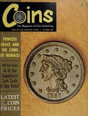 Coins: The Magazine of Coin Collecting - October 1966