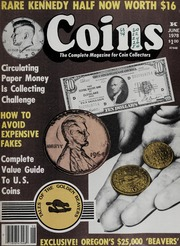 Coins: The Magazine of Coin Collecting - June 1978 (pg. 83)