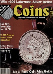 Coins: The Magazine of Coin Collecting - February 1982 (pg. 62)