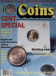 Coins: The Magazine of Coin Collecting - May 1990