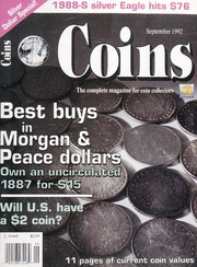 Coins: The Magazine of Coin Collecting - September 1992 (pg. 55)