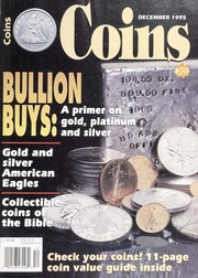 Coins: The Magazine of Coin Collecting - December 1995 (pg. 57)