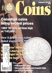 Coins: The Magazine of Coin Collecting - February 1997