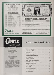 Coins: The Magazine of Coin Collecting - November 1962