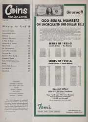 Coins: The Magazine of Coin Collecting - December 1962