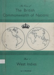 The Coins of The British Commonwealth of Nations, Part 3: West Indies