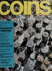 Coins: Vol. 7, No. 1, January 1970