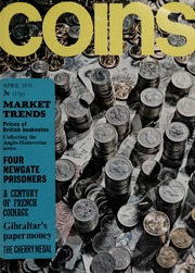 Coins: Vol. 7, No. 4, April 1970